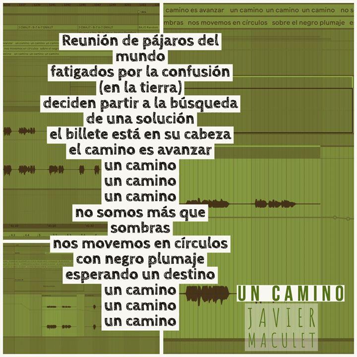 Un Camino - Javier Maculet